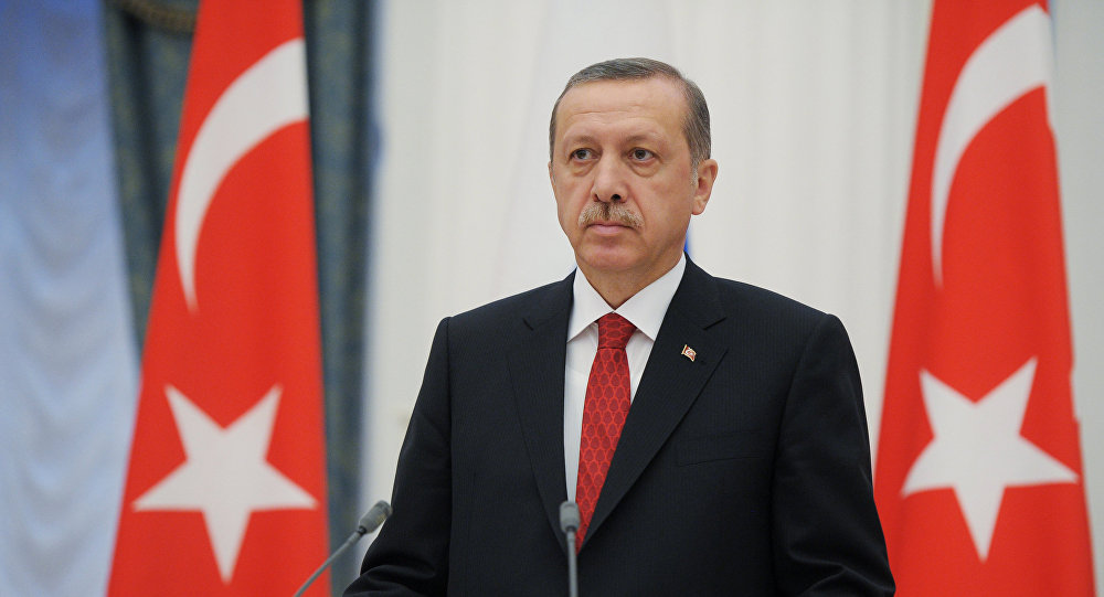 "Photo of أردوغان يتوعد بـ""سحق"" قوات ""وحدات حماية الشعب"" الكردية في عفرين"