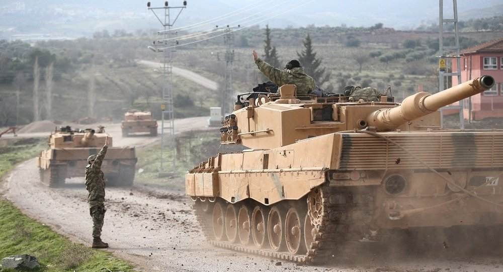 "Photo of مقتل أول جندي تركي في عملية ""غصن الزيتون"""