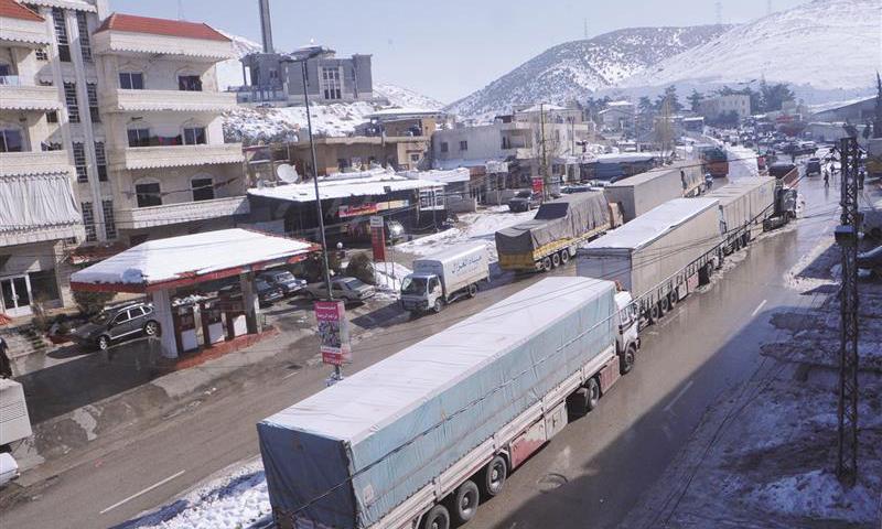 Photo of اتفاق قد يفتح الباب لإعادة الصادرات الزراعية مجدداً إلى لبنان