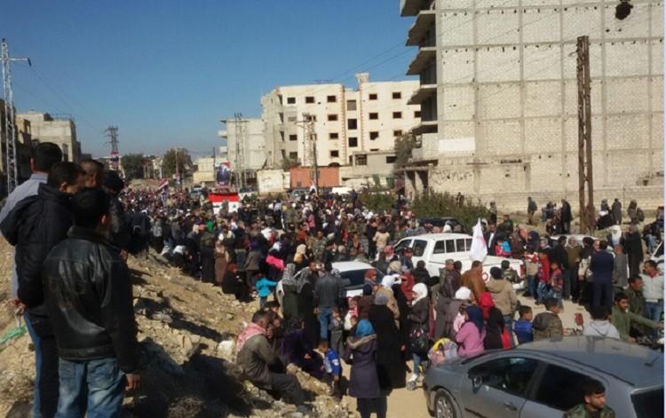 Photo of قريباً عودة الأهالي إلى شبعا في الغوطة الشرقية