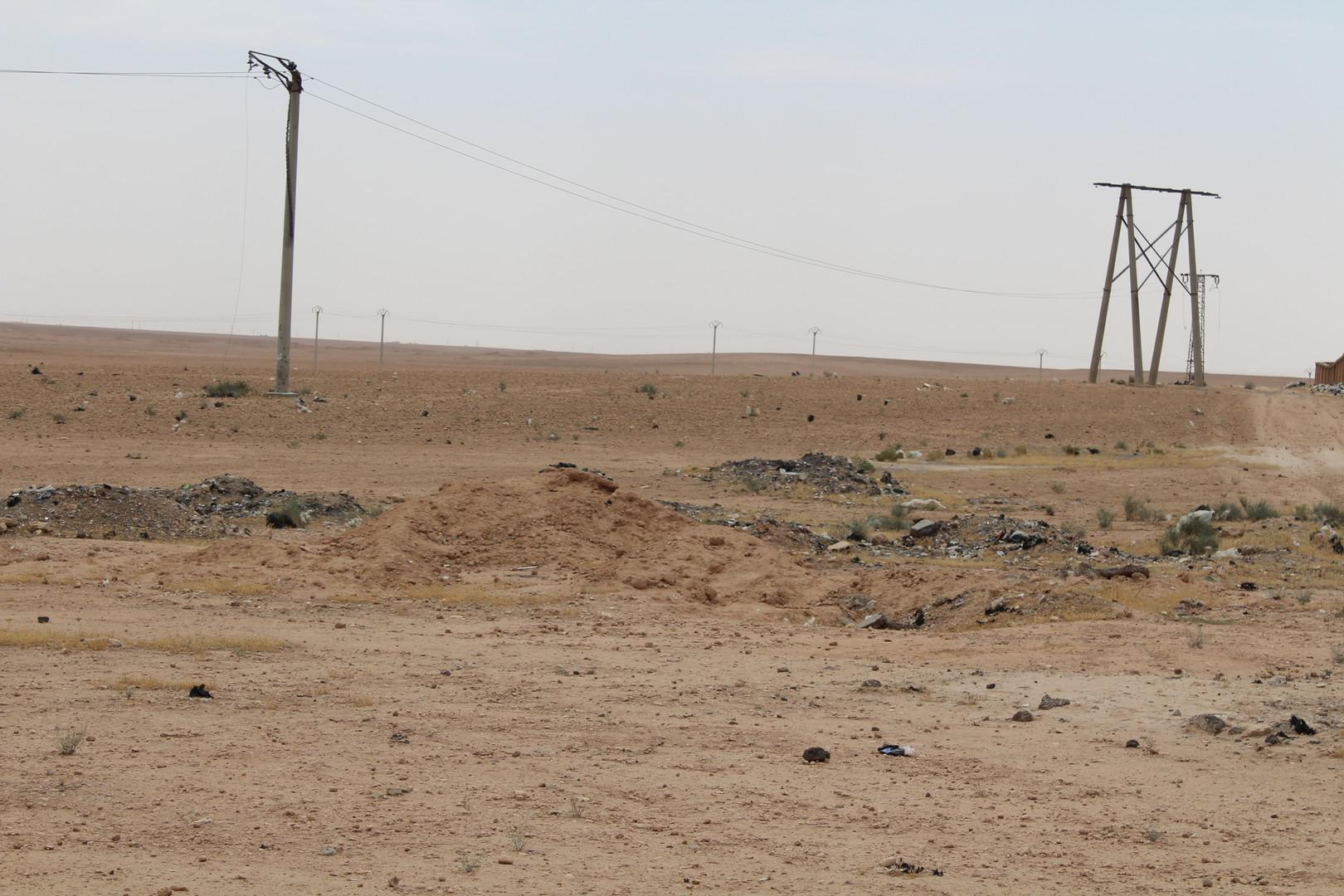 Photo of حجو: نحو 10 آلاف جثة منها 4 آلاف في مقبرة واحدة  في الرقة