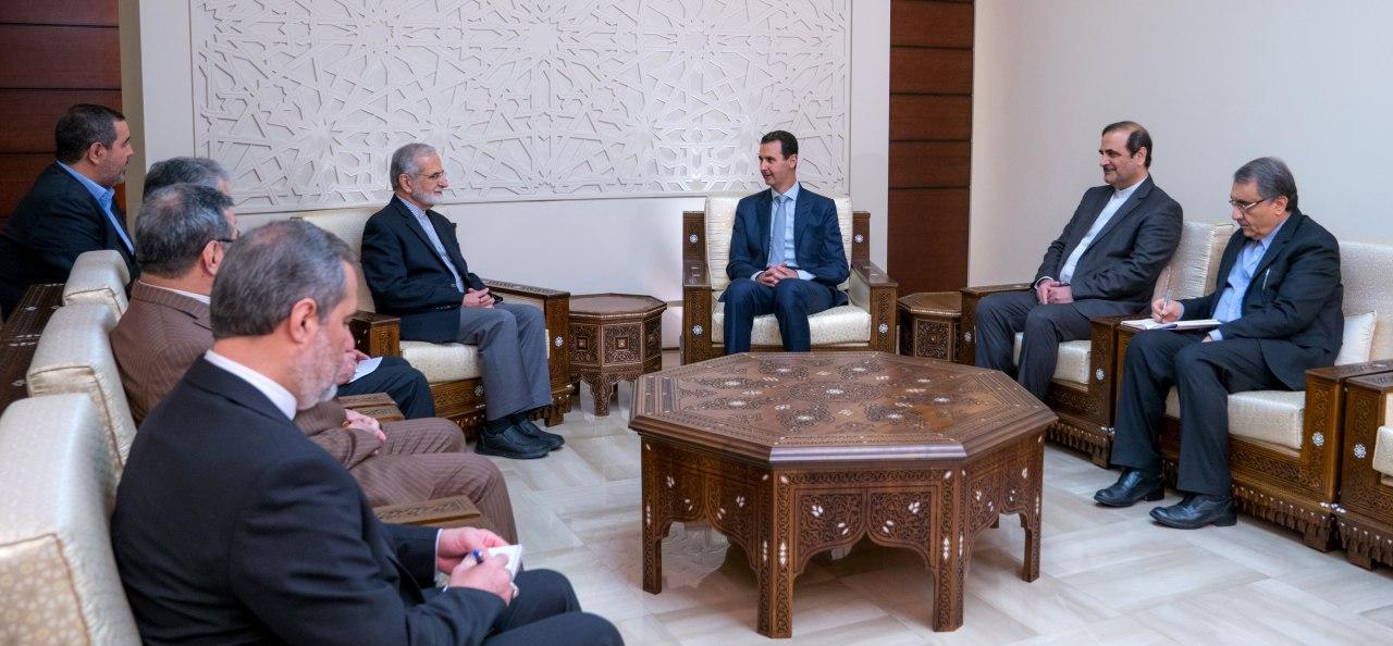 Photo of الرئيس الأسد: العدوان التركي على عفرين لا يمكن فصله عن السياسة التي انتهجها النظام التركي للأزمة في سورية