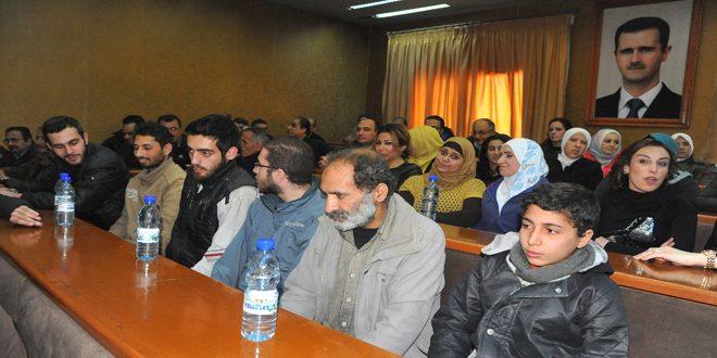 صورة تحرير 24 مختطفاً لدى الميليشيات الإرهابية في غوطة دمشق الشرقية
