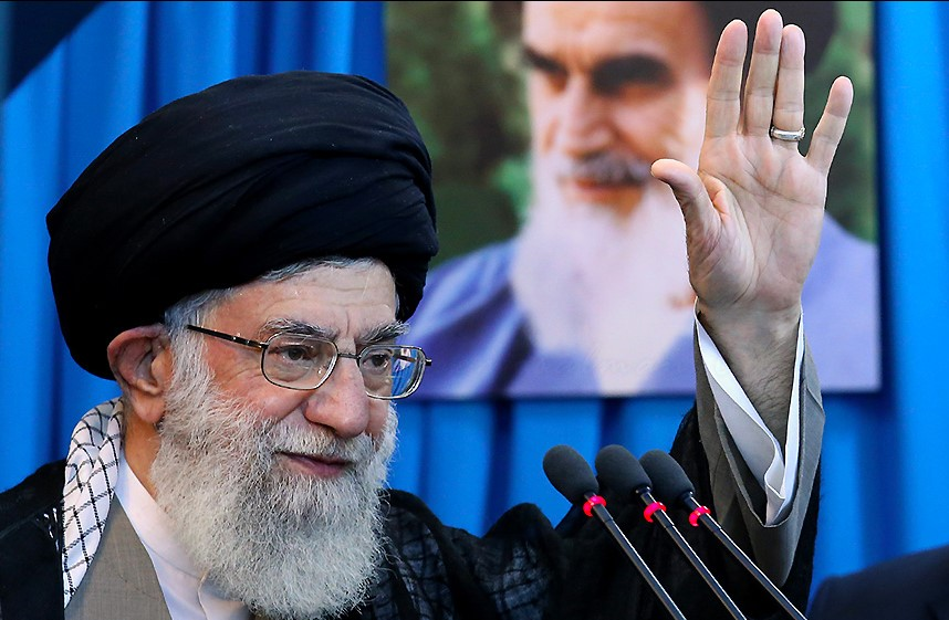 Photo of أول تصريح لخامنئي على أحداث إيران