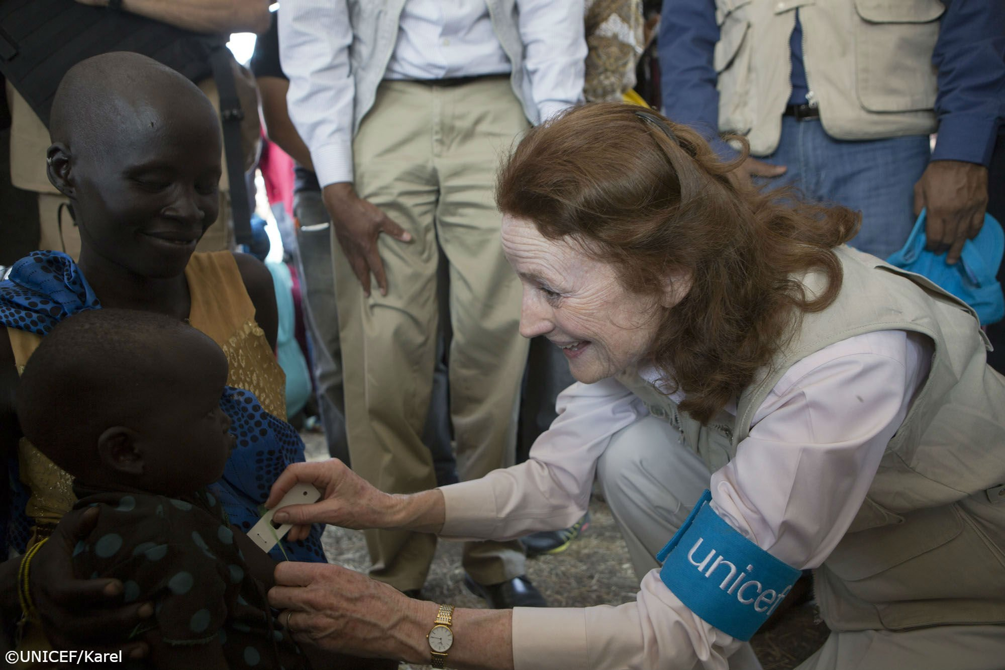 """Photo of """"اليونيسف"""" تناشد المجتمع الدولي في أكبر عملية إنسانية على مستوى العالم"""