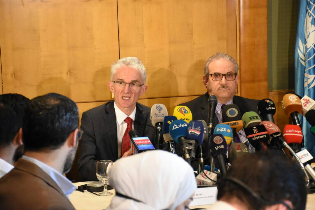 Photo of لوكوك: الأمم المتحدة وضعت ترتيبات من أجل وصول المساعدات لمستحقيها
