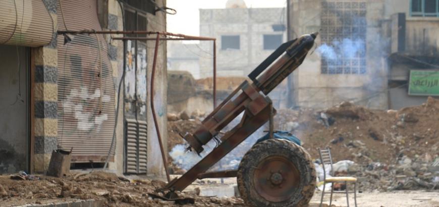 صورة حجو: 35 ألف ضحية من قذائف المسلحين خلال الأزمة في دمشق وحلب وحمص واللاذقية
