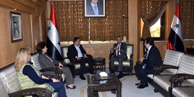 Photo of بولاديان: وفود أرمينية ستقصد سورية قريباً لبحث مجالات التعاون