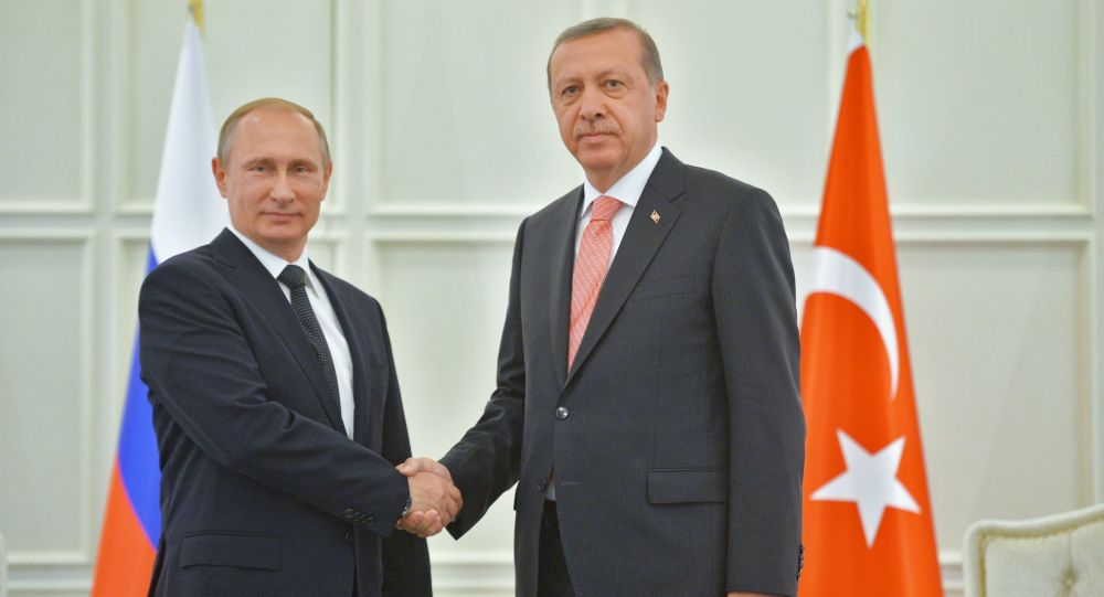 Photo of بوتين يبحث مع أردوغان الوضع في سورية