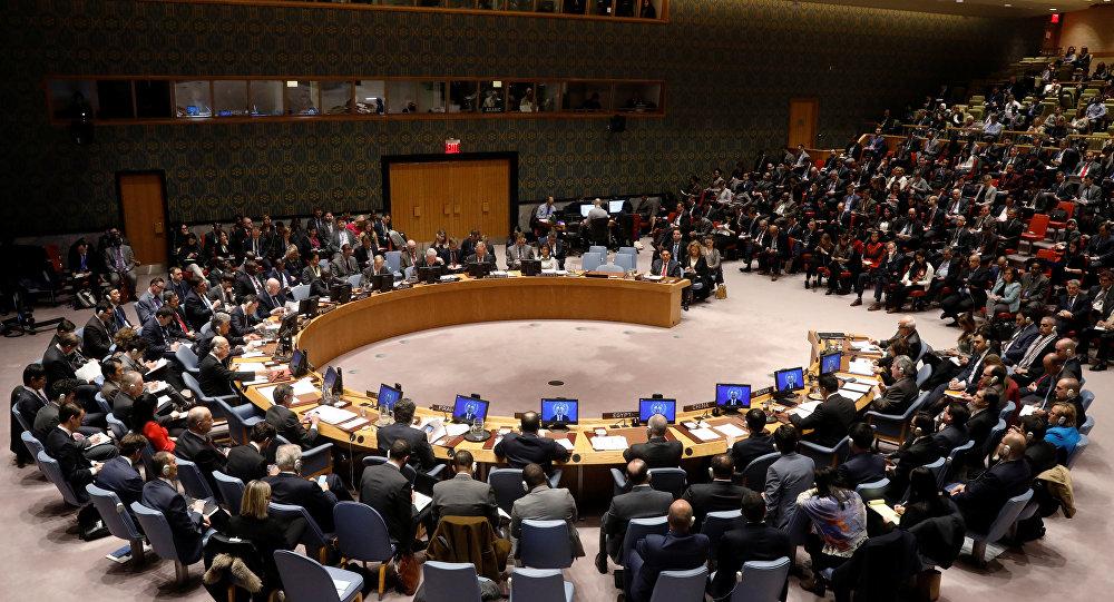 "Photo of سورية وروسيا ترفضان بياناً غربياً في مجلس الأمن حول ""الكيميائي"""