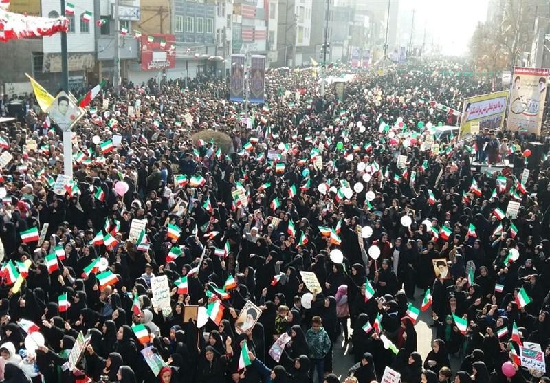 Photo of إيران تحيي الذكرى الـ 39 للثورة الإسلامية
