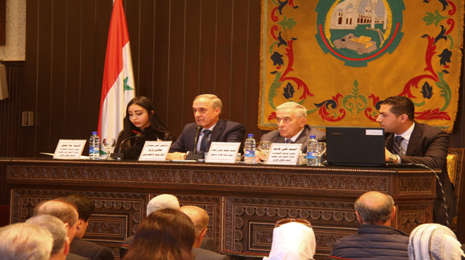 Photo of سوسان: معاون وزير الاقتصاد المصري في دمشق قريباً