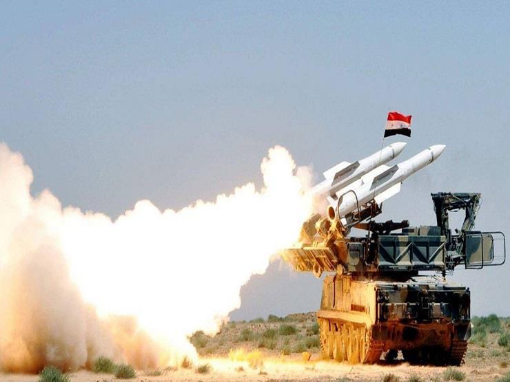 "Photo of الجيش السوري يسقط طائرة ""إسرائيلية"" فوق الجليل المحتل"
