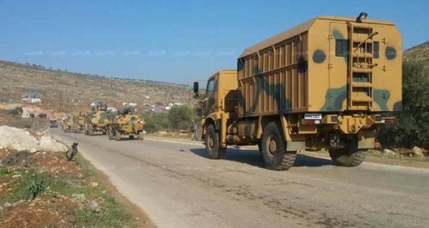 Photo of أنقرة تنشر نقطة مراقبة خامسة بريف إدلب الشرقي