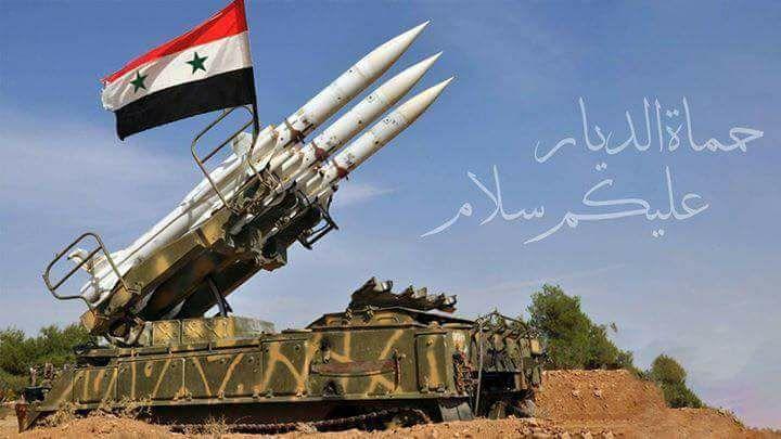 Photo of الدفاعات الجوية السورية .. تقلب المعادلة