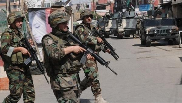 Photo of الجيش اللبناني يوقف خلية إرهابية كانت تخطط لعملية اغتيال