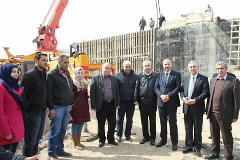 Photo of اللجنة الوزارية تستأنف متابعة المشروعات الحيوية والخدمية في حماة والسلمية