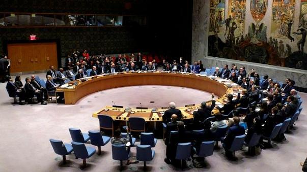 Photo of مجلس الأمن يقر بالإجماع مشروع قرار يدعو لوقف القتال في سورية لمدة شهر