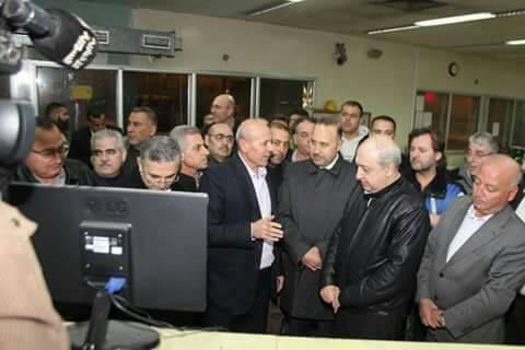 Photo of اللجنة الوزارية تتابع جولتها الخدمية في السقيلبية ومحردة بريف حماة