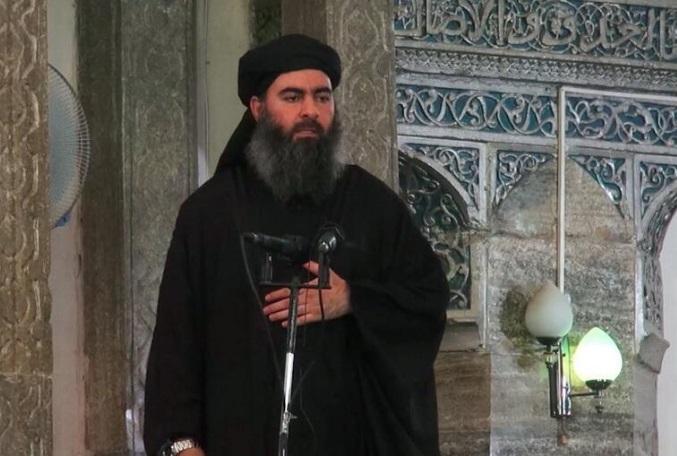 صورة ما سبب استبعاد البغدادي من قائمة المطلوبين العراقية ؟