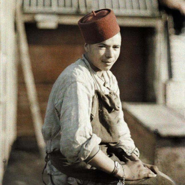Photo of تلوين الصور لأول مرة في التاريخ باستخدام البطاطا