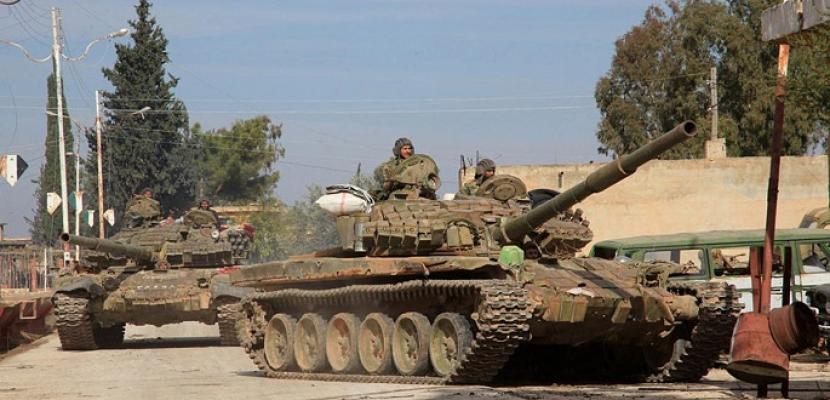 Photo of أنباء عن مفاوضات ماراثونية في غوطة دمشق.. وتعزيزات عسكرية إلى محيطها