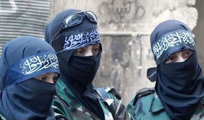 """صورة أوربا تشهد استنفار أمني بسبب ارهابيات """"داعش"""""""