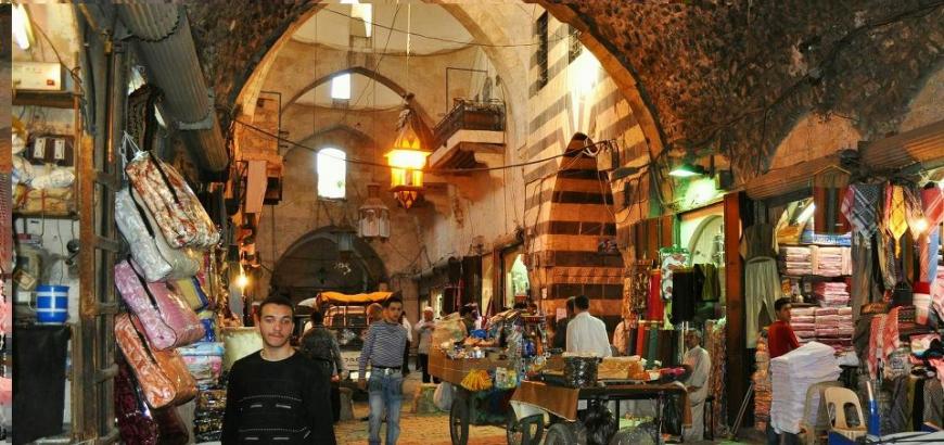 صورة عيد الأم ينشط أسواق حلب