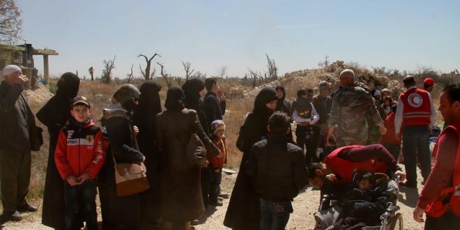Photo of الجيش السوري يعلن وقفا لإطلاق النار في حرستا مدة 24 ساعة