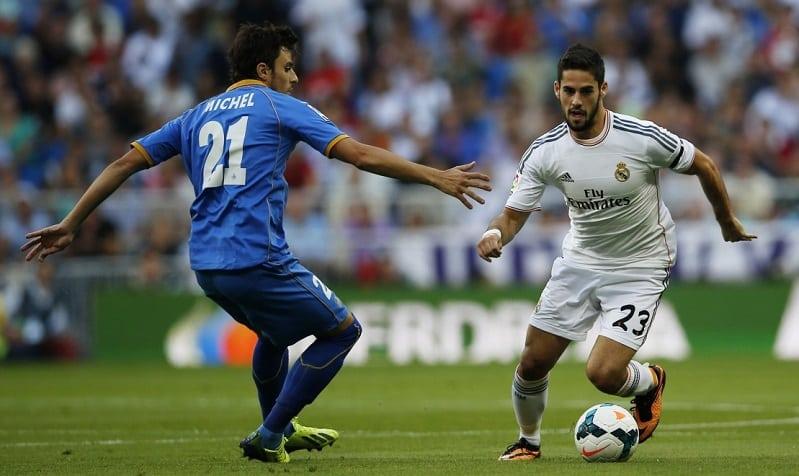 Photo of ريال مدريد يعود لسكة الانتصارات من بوابة خيتافي