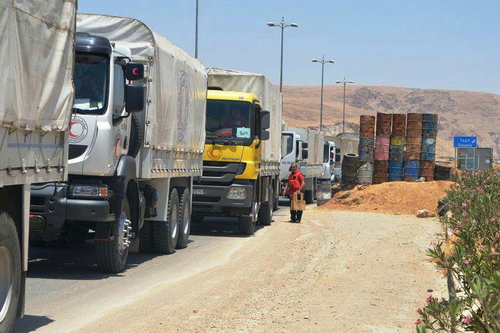 Photo of الدفاع الروسية: تمديد الهدنة الإنسانية في الغوطة الشرقية يومين إضافيين