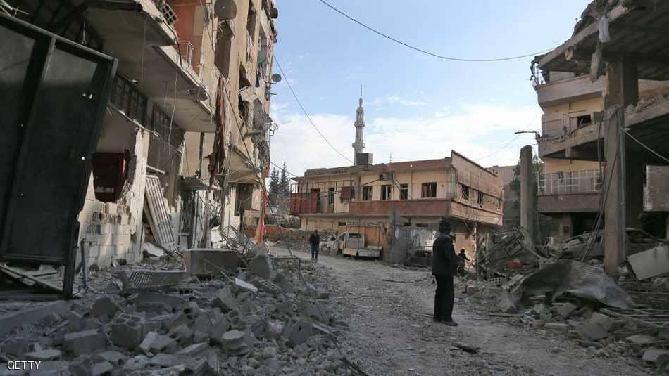 Photo of الدبس: ألف منشأة صناعية في الغوطة منها 800 في حرستا