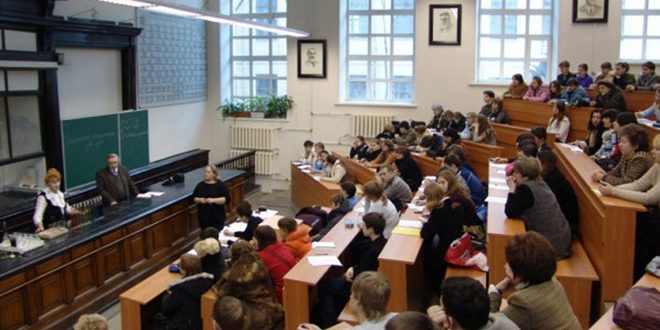 صورة نداف: 500 منحة روسية سنوياً للطلاب السوريين