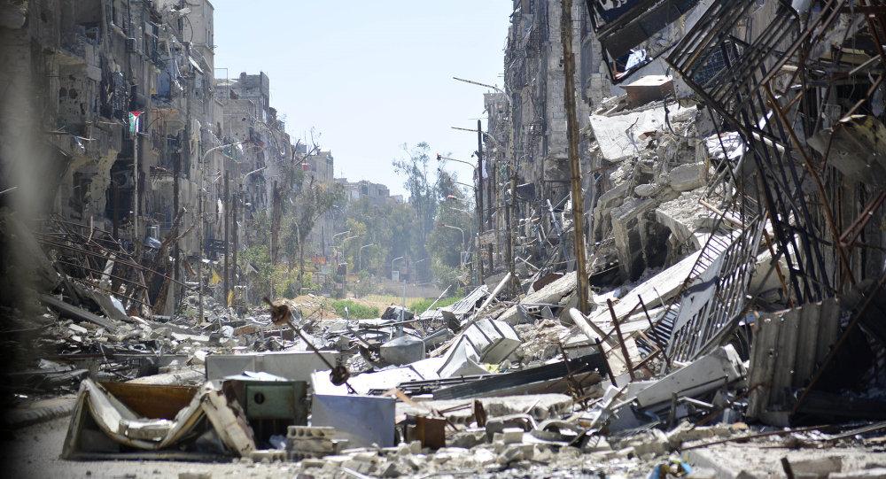 Photo of «جبهة النصرة» تخلي مخيم اليرموك وتتجه صوب إدلب