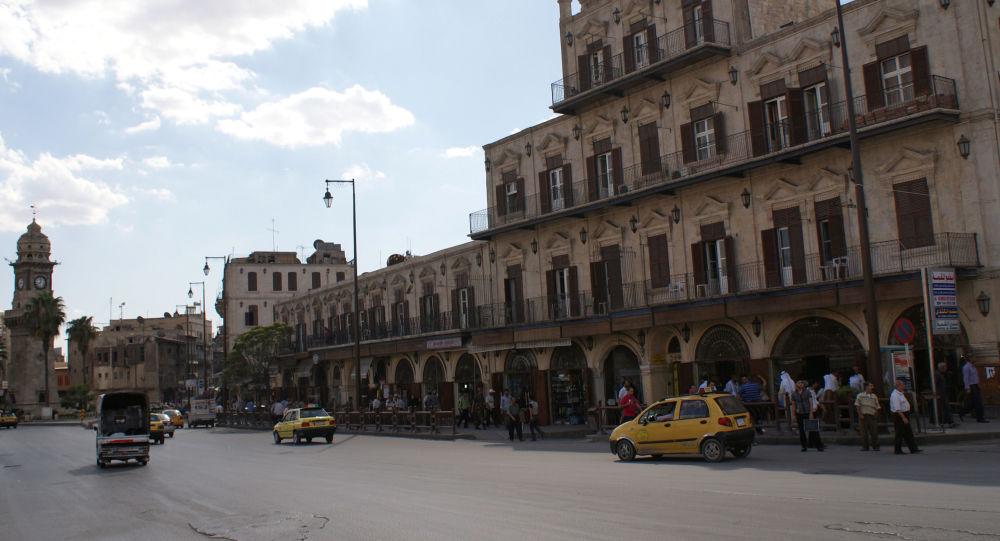 Photo of حلب تؤهل أحد جسري المشاة