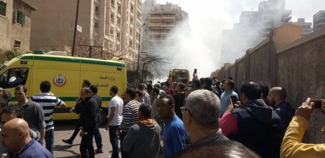 Photo of نجاة مدير أمن الإسكندرية في مصر من محاولة اغتيال