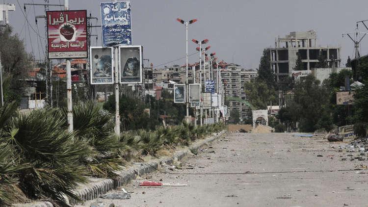 Photo of مصادر ميدانية: خروج مسلحي حرستا مسألة وقت
