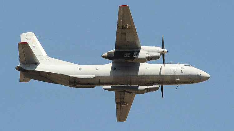 Photo of تحطم طائرة نقل روسية أثناء هبوطها في مطار حميميم ومقتل جميع ركابها