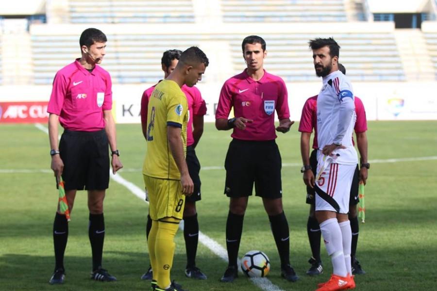 صورة الجيش يتعادل للمرة الثالثة على التوالي في منافسات كأس الاتحاد الآسيوي