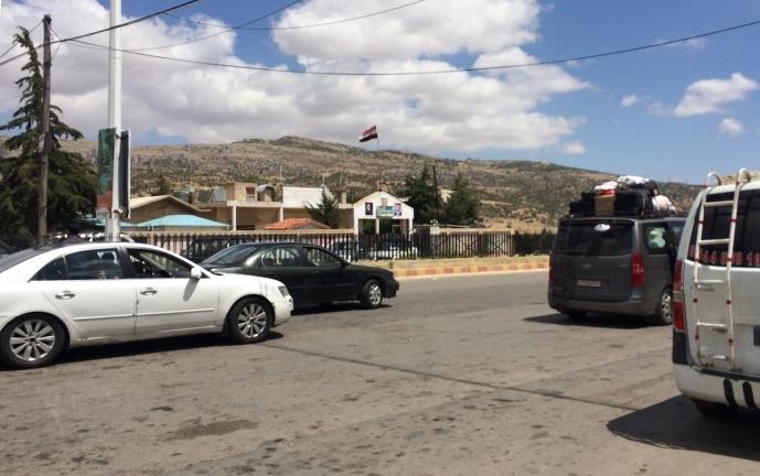 صورة أساليب جديدة لتهريب المخدرات من لبنان إلى سورية