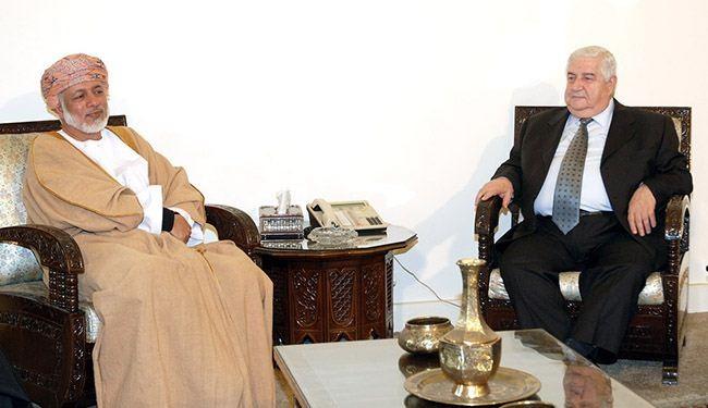 Photo of الوزير المعلم في سلطنة عمان بدعوة رسمية من نظيره بن علوي
