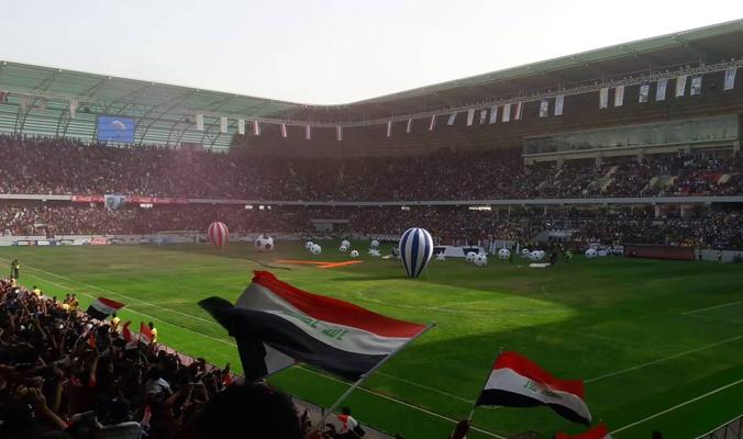 "Photo of ""الفيفا"" ترفع الحظر عن 3 ملاعب كرة قدم في العراق"