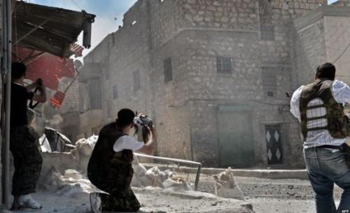 """صورة الفصائل المسلحة في """"الغوطة الشرقية"""" تعلن استعدادها للتفاوض مع روسيا"""