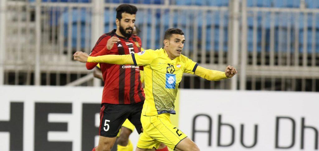 صورة فريق الجيش يتلقى خسارة قاسية من العهد اللبناني في كأس الاتحاد الآسيوي