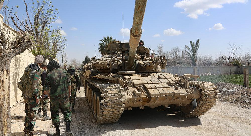 Photo of الجيش يتقدم في عمق عين ترما ويثبت وجوده في مسرابا