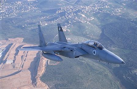 Photo of العدوان الاسرائيلي على التيفور تم بمقاتلات F-15
