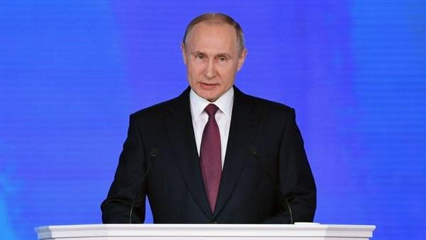 صورة بوتين: داعش لا يزال يحتفظ بقدراته التخريبية