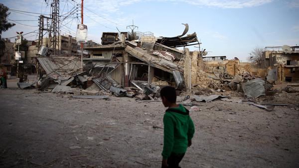 Photo of ملف إعادة تأهيل الغوطة الشرقية على طاولة الإدارة المحلية
