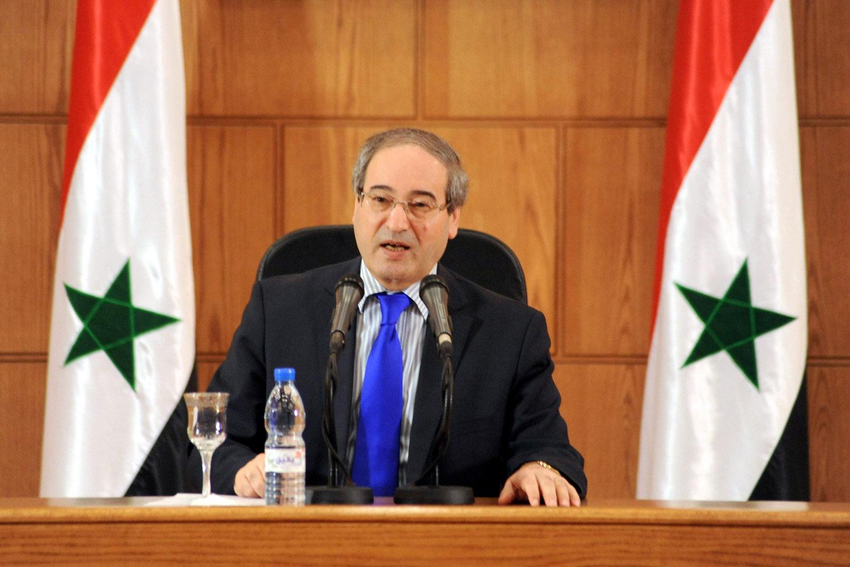 Photo of المقداد: سورية على استعداد تام للتعاون وتوفير التسهيلات لوفد منظمة حظر الأسلحة الكيميائية