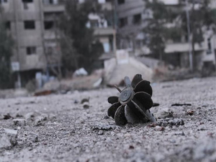 """صورة قذائف """"جيش الإسلام"""" تحصد أرواح المدنيين.. والجيش يواصل تقدمه على مشارف دوما"""